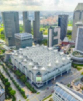 Suntec Singapore Convention Centre