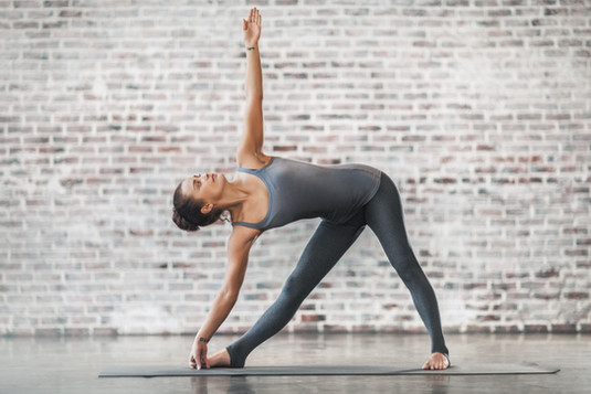 A variety of yoga and wellness studios for you to choose from