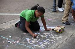 Inspiration in Chalk...