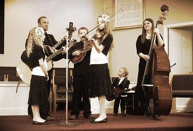 The Ellis Family Bluegrass Gospel Grenada Afterglow Film Festival Music Concert Mississippi