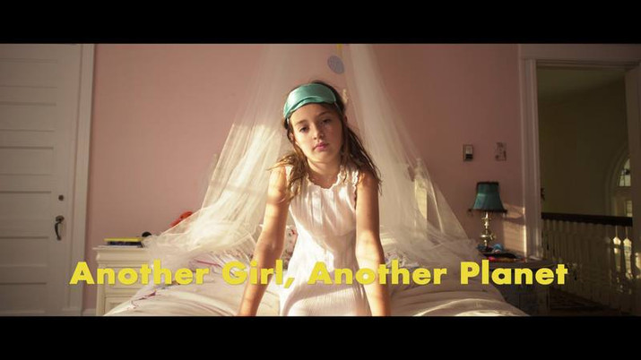 Another Girl - Another Planet