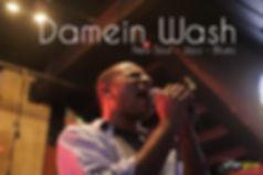 Damein Wash Grenada Afterglow Film Festival Music Concert Mississippi