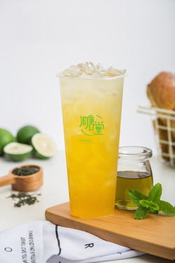 蜜蜂綠茶Honey Green Tea