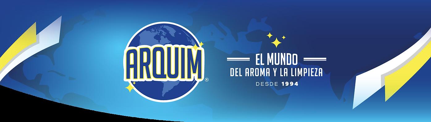 ARQUIM EL MUNDO DEL AROMA Y LA LIMPIEZA DESDE 1994