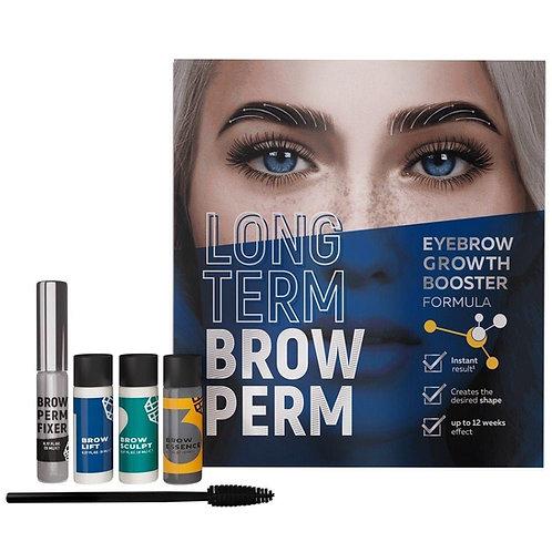 MAYAMY - Long Term Brow Perm ( Brows Lamination )Set