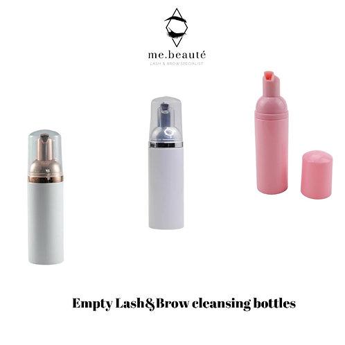 Empty Cleansing bottle 60ml