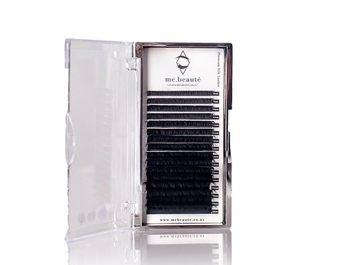 0.03 - Mix Tray Russian Volume Lashes Easy Fans