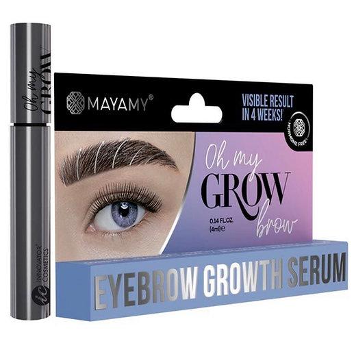 Eyebrows Growth Serum - Mayamy Oh my Grow Brow