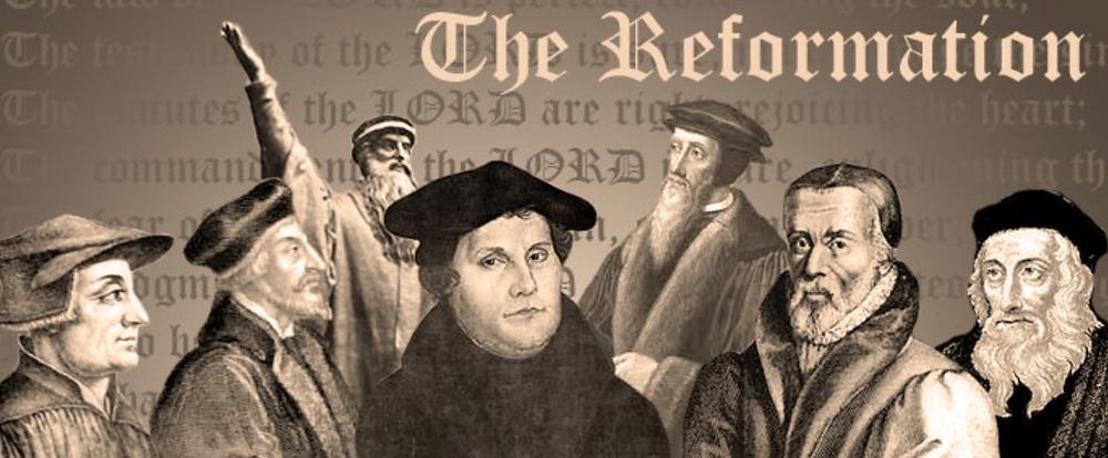 Para Pemimpin Reformasi Protestan
