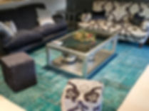 interiorismo de alfombras