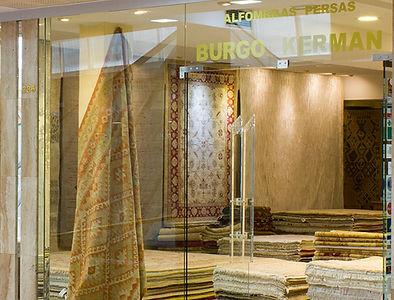 alfombras en pozuelo
