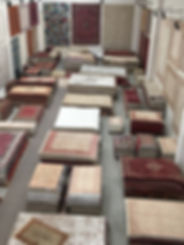 alfombras persas en madrid