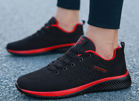 Men Sneakers Black Male Sneakers Plus Size Zapatillas Hombre