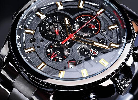Luxury Black Watch