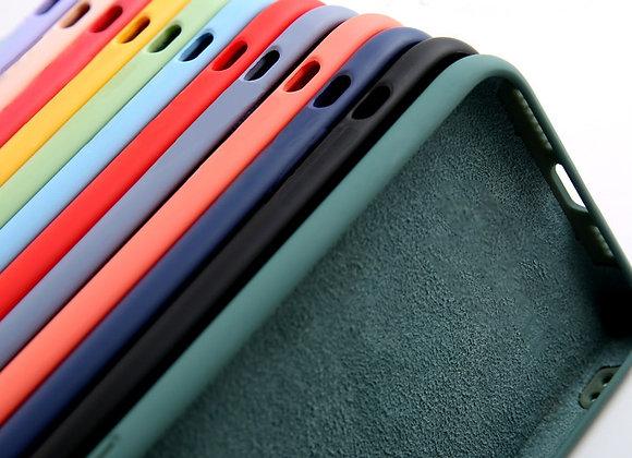 Original Liquid Silicone Luxury Case for Apple iPhone