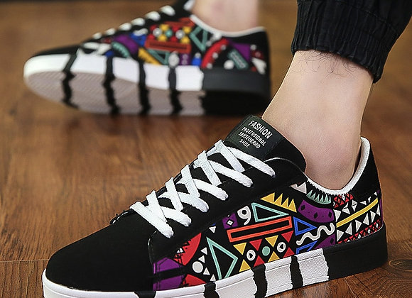 New Men Sneakers Casual Shoes