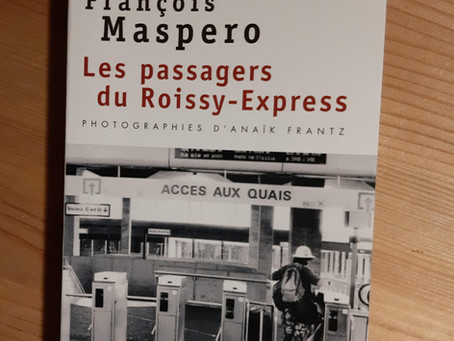 Voyage ferroviaire à travers la banlieue francilienne, par François Maspero et Anaïk Frantz