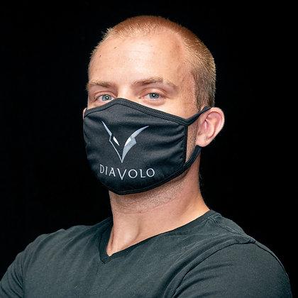 DIAVOLO Mask Black & Gray