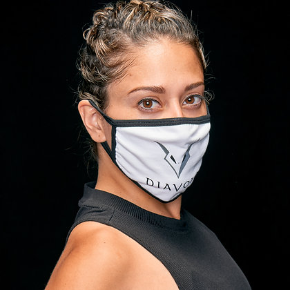 DIAVOLO Mask White