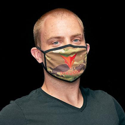 DIAVOLO Mask Camo