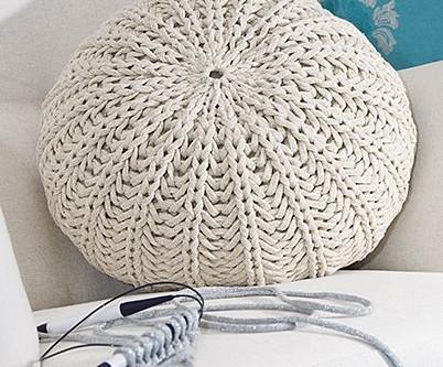 FREE PATTERN: Glimmer cushion