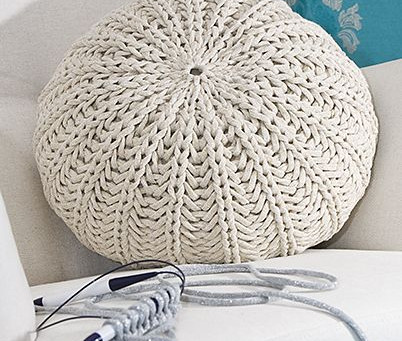 FREE PATTERN: Glimmer cushion