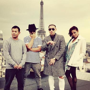 On top of Paris 📽📽📽 Shooting Music Vi