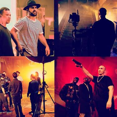 L'action des loups 🐺 🔥🎥_#musicvideo #