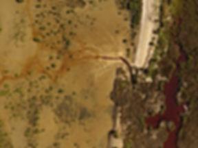 UAV flow path analyse
