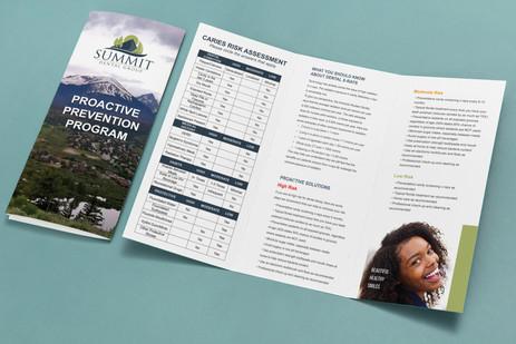 Dental Informational Brochure