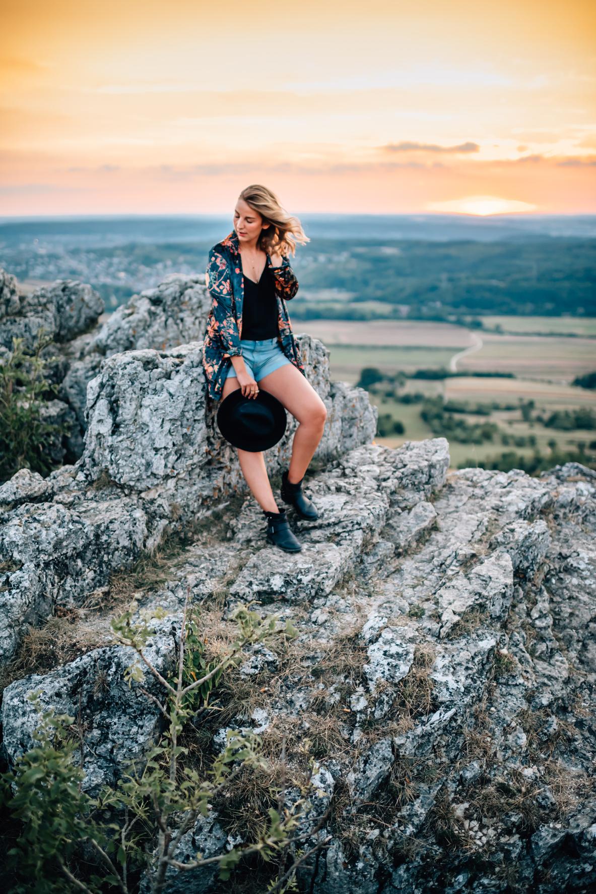 Outdoorfotografie Berge