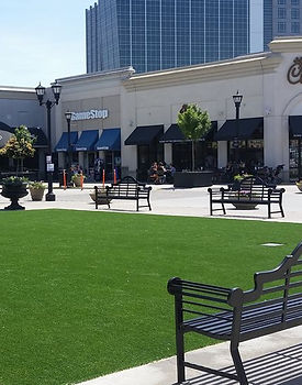 Hyer Quality Hardscape and Turf Installation, Playgrounds, poolside, putting greens, pets, commercial settings.Gainesville, Florida