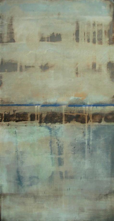 Untitled - Acrylic on Wood Panel