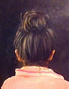 Jocelyn - Acrylic on Canvas