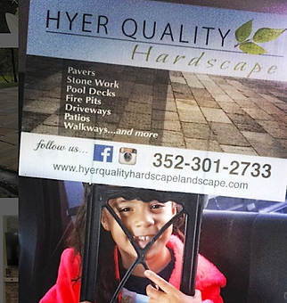 Hyer Quality Hardscape & Outdoor Living, Gainesville Florida and surrounding areas. Hardscape, patios, firepits, pool decks, infinity pool edge.