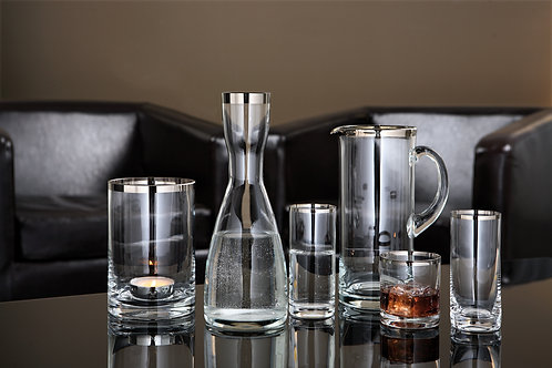 PLATINUM Whiskyglas