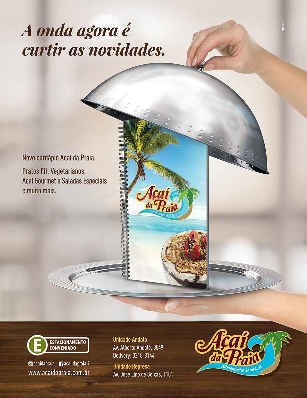 Anúncio Revista Vida & Arte