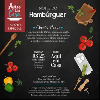 Noites do Hambúrguer
