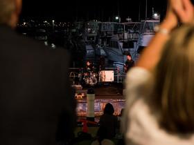 Twilight on the Quay