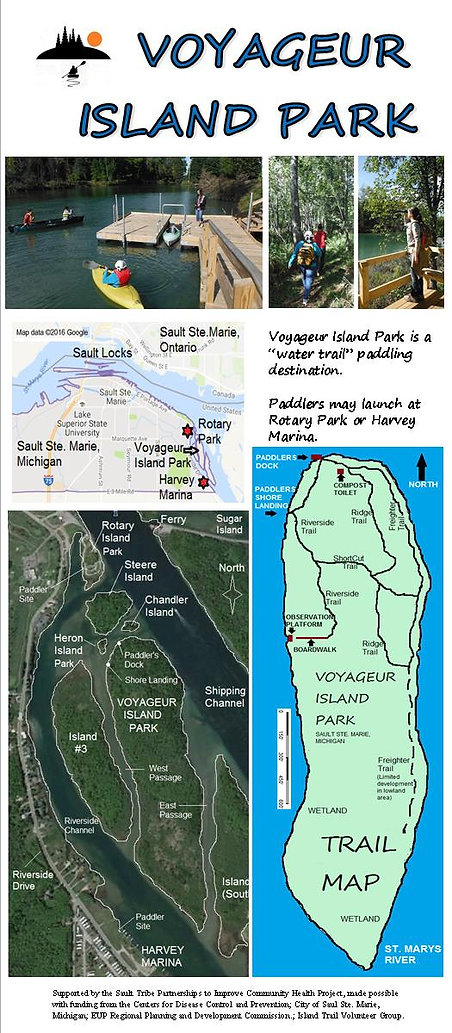 Voyageur Island Photos 2