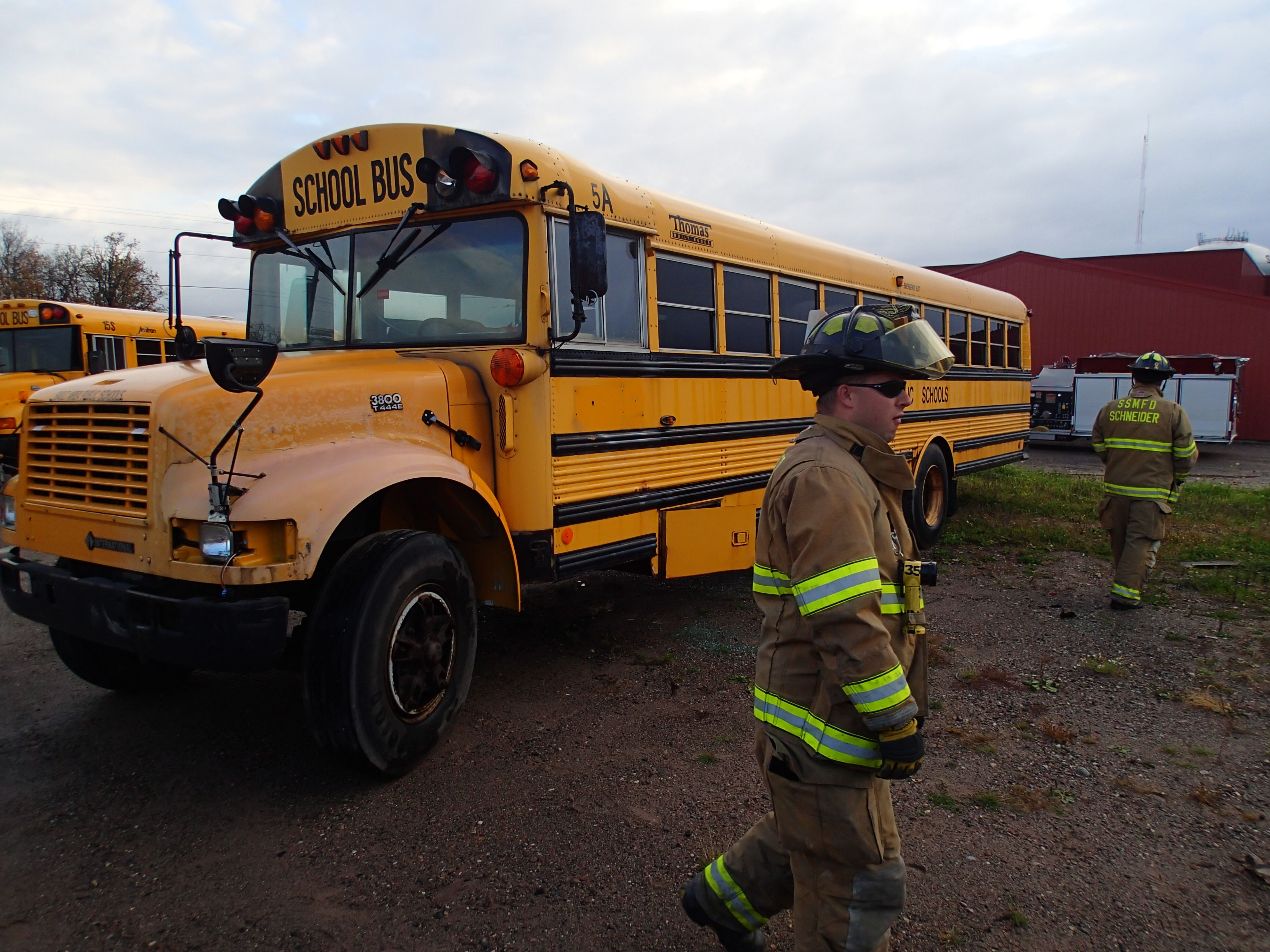 10-16-2013 - Bus Extrication Training 001