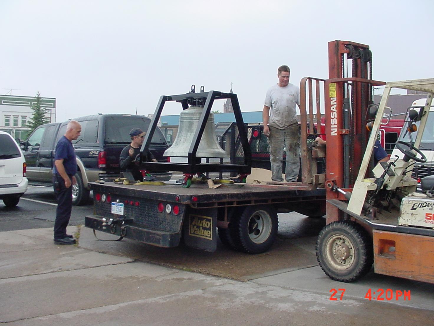 7-27-2007 - Return of The Bell 001