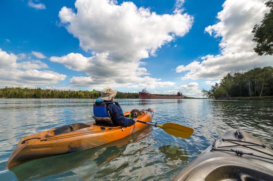 Voyageur Island Kayak
