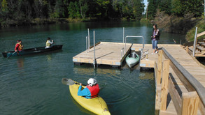 Voyageur Island Dock