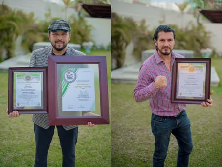 Recibe la Banda El Recodo el reconocimiento 'Héroes por México'