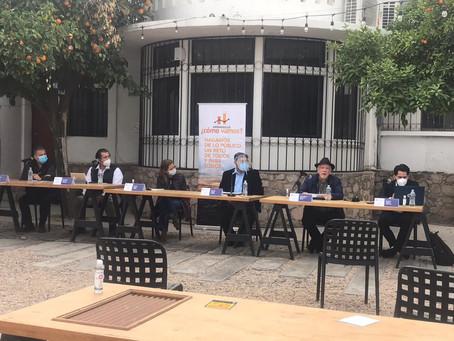 Realizan mesa temática sobre mejora del servicio de agua en Hermosillo