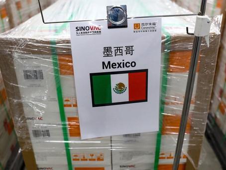 Llega vacuna china Sinovac el próximo sábado a Sonora