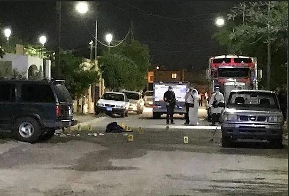 Muere joven de 16 años en agresión armada en la colonia La Matanza