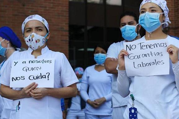 Exigen médicos internistas del hospital número 2 del IMSS ser vacunados contra el Covid-19