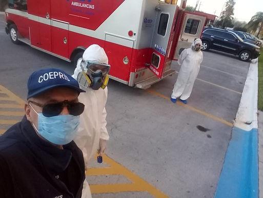 Analizan en Tamaulipas a segunda persona sospechosa de estar contagiada con nueva cepa de Covid-19